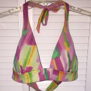 NEW Victoria Secret Bikini Top (size large)